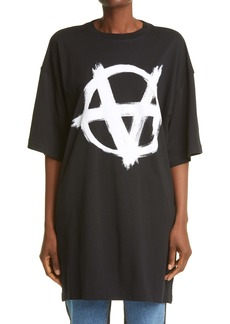 Vetements Anarchy Logo Unisex Graphic Tee