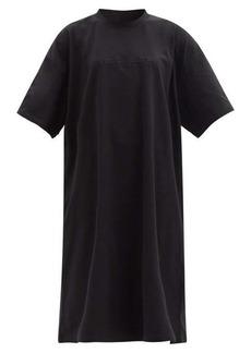 Vetements Haute Couture logo cotton-jersey T-shirt dress