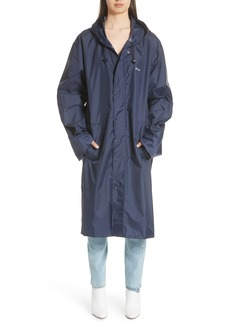 Vetements Horoscope Rain Coat