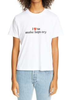 Vetements I Make Boys Cry Unisex Graphic Tee