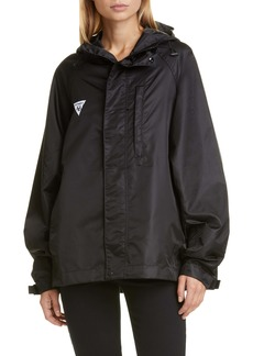 Vetements Packable Belt Bag Nylon Windbreaker Jacket