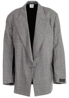 VETEMENTS Open Sleeve Jacket