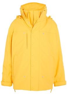 Vetements Woman Short Coat Yellow