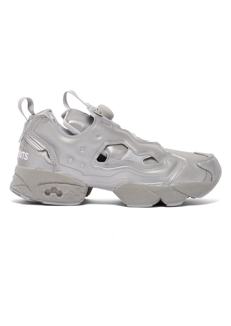 c10a3f48 Vetements Vetements X Reebok Instapump Fury trainers | Shoes