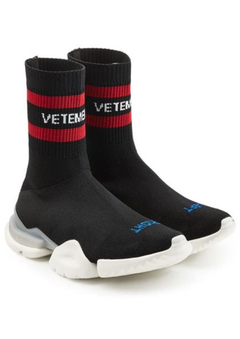 fa97d0eefea1 Vetements x Reebok Sock Sneakers