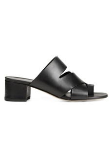 Via Spiga Fae Block Heel Sandals