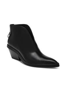 Via Spiga Fianna Leather Booties