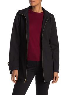 Via Spiga Hooded Coat