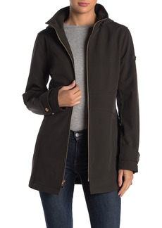 Via Spiga Hooded Coat