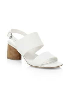 Via Spiga Libby Leather Sandals