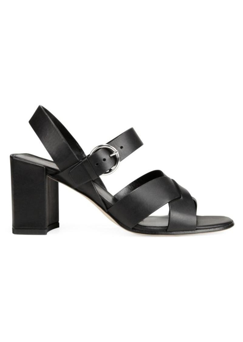 Via Spiga Opal Block Heel Sandals