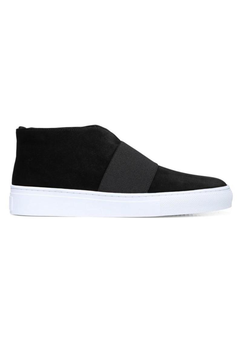Via Spiga Sayer Suede High-Top Sneakers