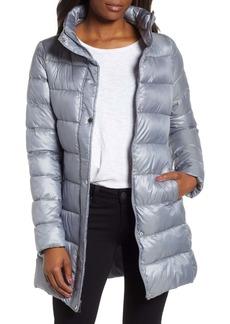 Via Spiga Stand Collar Puffer Jacket