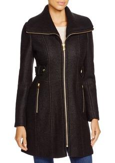Via Spiga Boiled Boucl� Coat