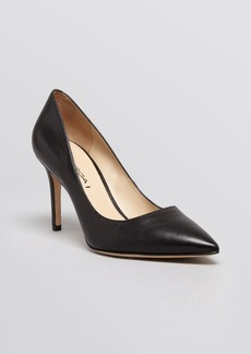 Via Spiga Carola High Heel Pointed Toe Pumps