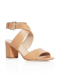 Via Spiga Carson Crisscross High Heel Sandals