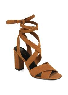 Via Spiga Cerci Ankle Tie Sandal (Women)
