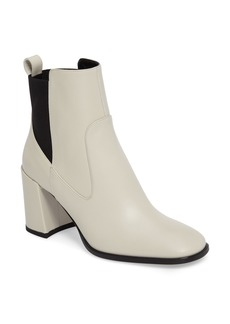 Via Spiga Delaney Block Heel Bootie (Women)