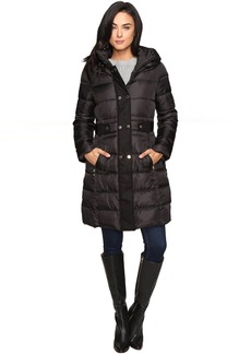 Via Spiga Fitted Puffer