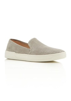 Via Spiga Galea Perforated Slip On Sneakers