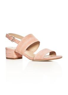 Via Spiga Gem Low Heel Sandals