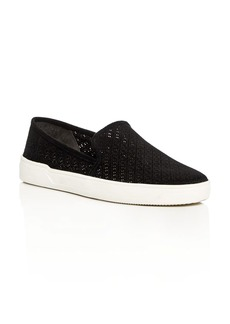 Via Spiga Gianna Perforated Slip-On Sneakers - 100% Exclusive