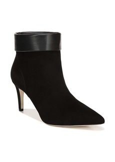 Via Spiga Giulia Pointed Toe Bootie (Women)