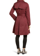 Via Spiga Hooded Trench Coat