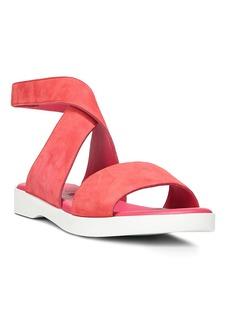 Via Spiga Jordan Suede Ankle Strap Sandals