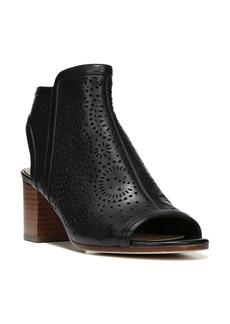 Via Spiga Jorie Perforated Peep Toe Sandal (Women)