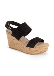 Via Spiga 'Kezia' Wedge Sandal (Women)