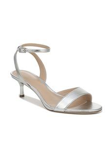 Via Spiga Louise Metallic Ankle Strap Sandal (Women)