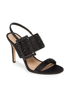 Via Spiga Macyn Embellished Slingback Sandal (Women)
