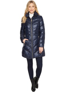 Via Spiga Mix Quilted Puffer