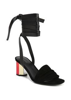 Via Spiga Nova Ankle Wrap Sandal (Women)