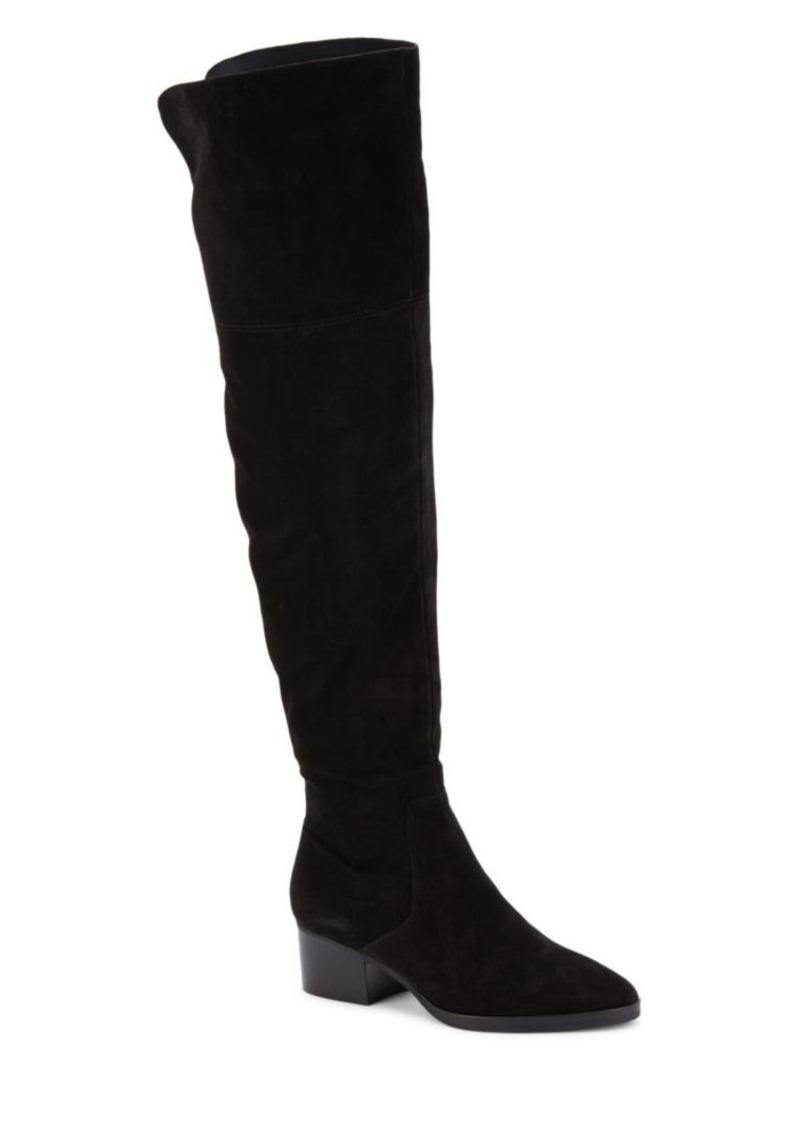 774e37b4af1 SALE! Via Spiga Via Spiga Ophira Over-The-Knee Suede Boots
