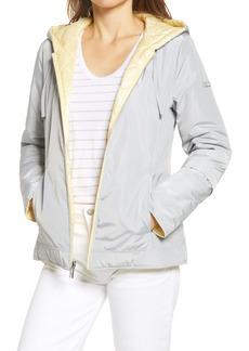 Via Spiga Reversible Hooded Puffer Jacket