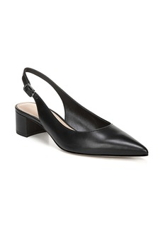 Via Spiga Giana Slingback Pointed Toe Pump (Women)