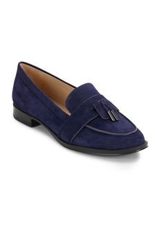 Via Spiga Slip-On Leather Loafers