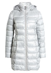 Via Spiga Three-Quarter Packable Puffer Jacket