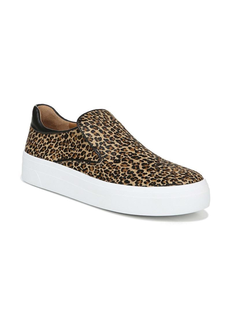 Via Spiga Velina Slip-On Genuine Calf Hair Platform Sneaker (Women)