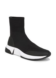 Via Spiga Verion High Top Sock Sneaker (Women)