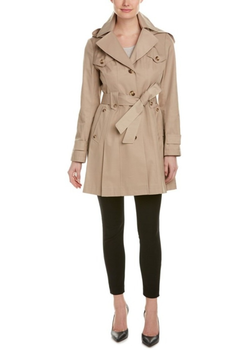 Via Spiga Via Spiga Belted Trench Coat