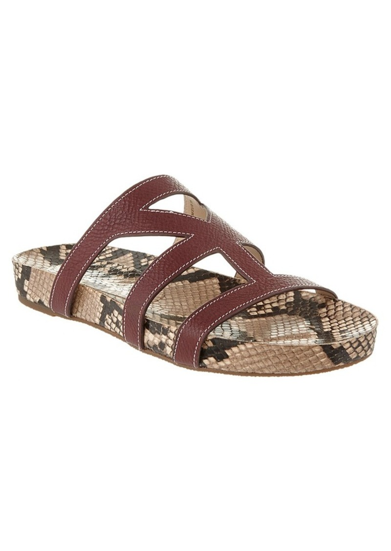 Via Spiga Via Spiga Londa Leather Sandal