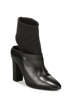Via Spiga Women's Agyness Mixed Media Booties