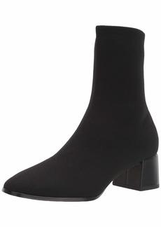 VIA SPIGA Women's Sienna  Stretch Boot Ankle