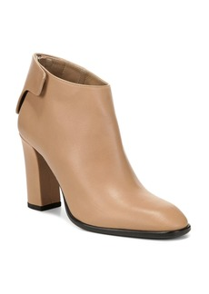 Via Spiga Women's Aston Leather High Heel Booties