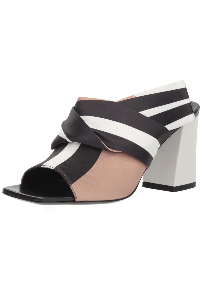 Via Spiga Women's Elly Heeled Sandal   M US