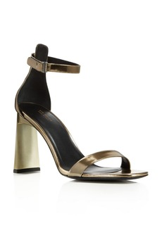 Via Spiga Women's Faxon Ankle Strap High Heel Sandals