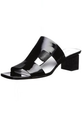 Via Spiga Women's Florence Block Heel Sandal   M US